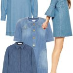 Trendwatch: Denim Dresses