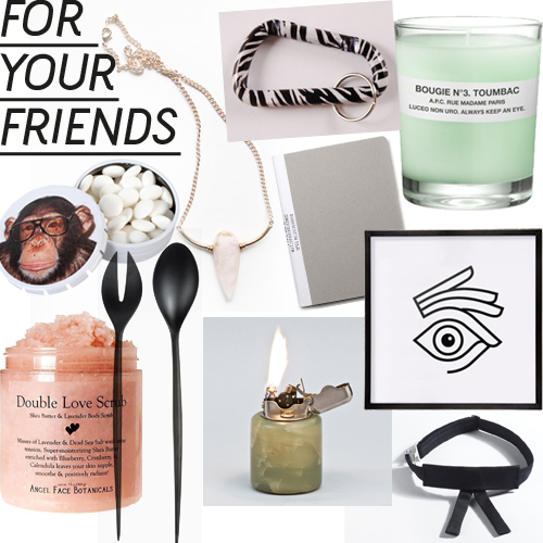 The christmas gift guides 6 inattendu Christmas ideas for your best friend