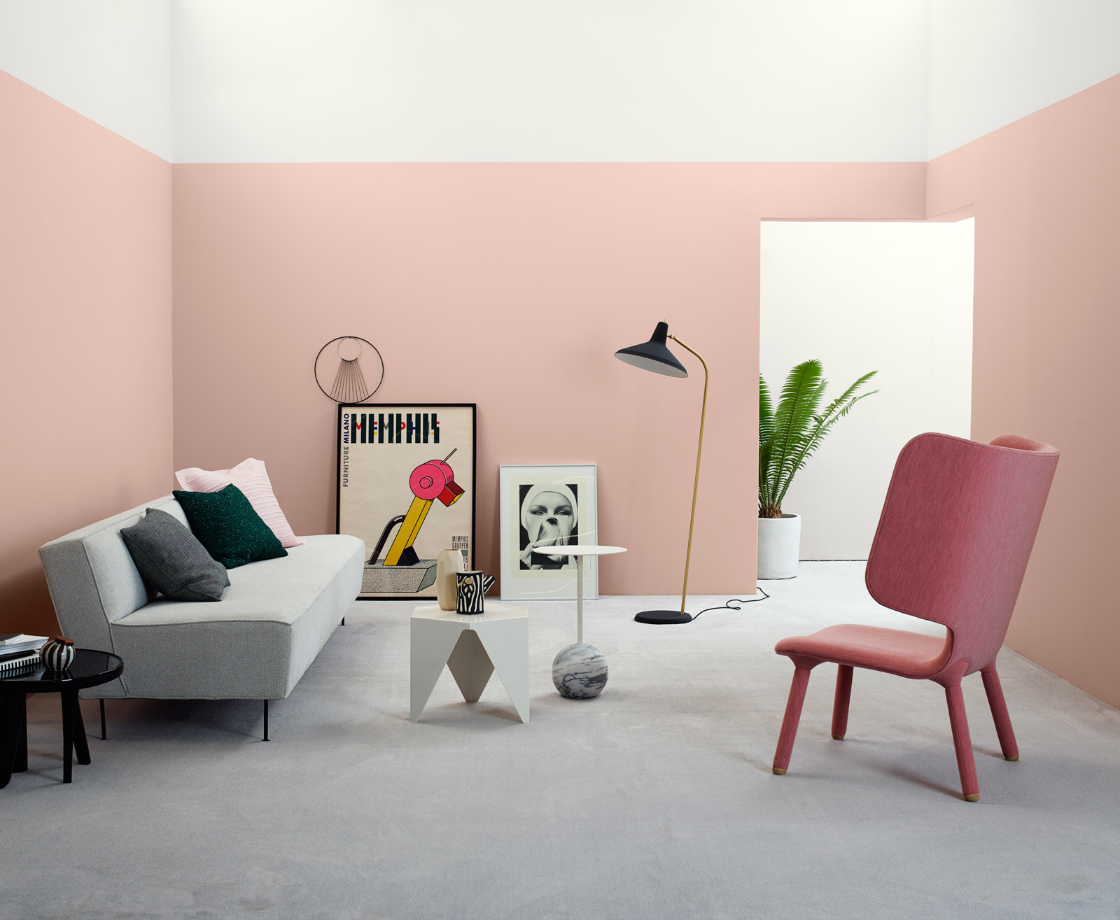 Paint your walls: Jotun Lady Color Chart 2017 – Inattendu