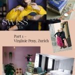 The Swiss Secrets (1): Virginie Peny, Zurich