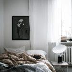 A Black & White Home