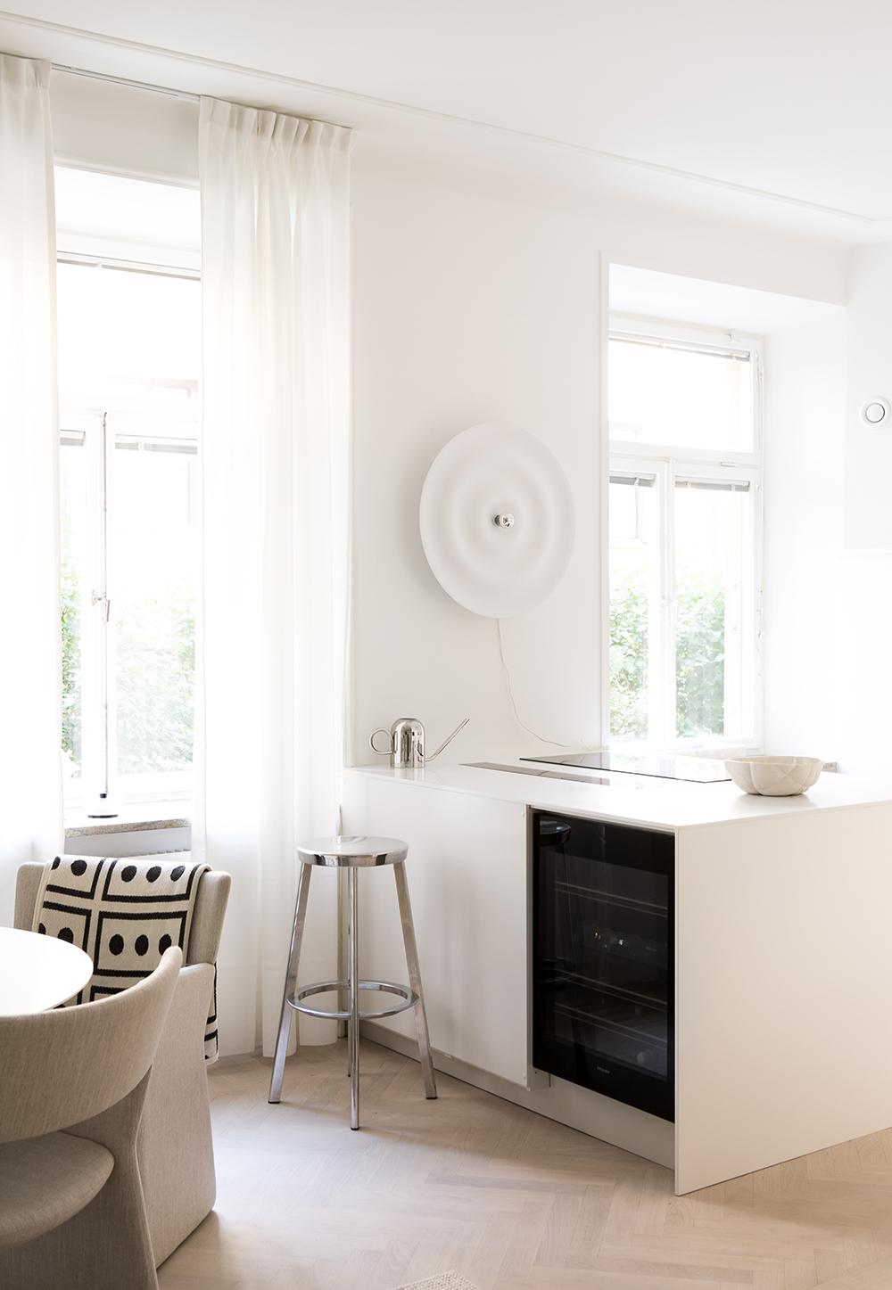 Off White Apartment Styled By Annaleena Leino Karlsson