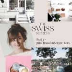 The Swiss Secrets (3) – Julia Brandenberger of Clomes.ch, Bern