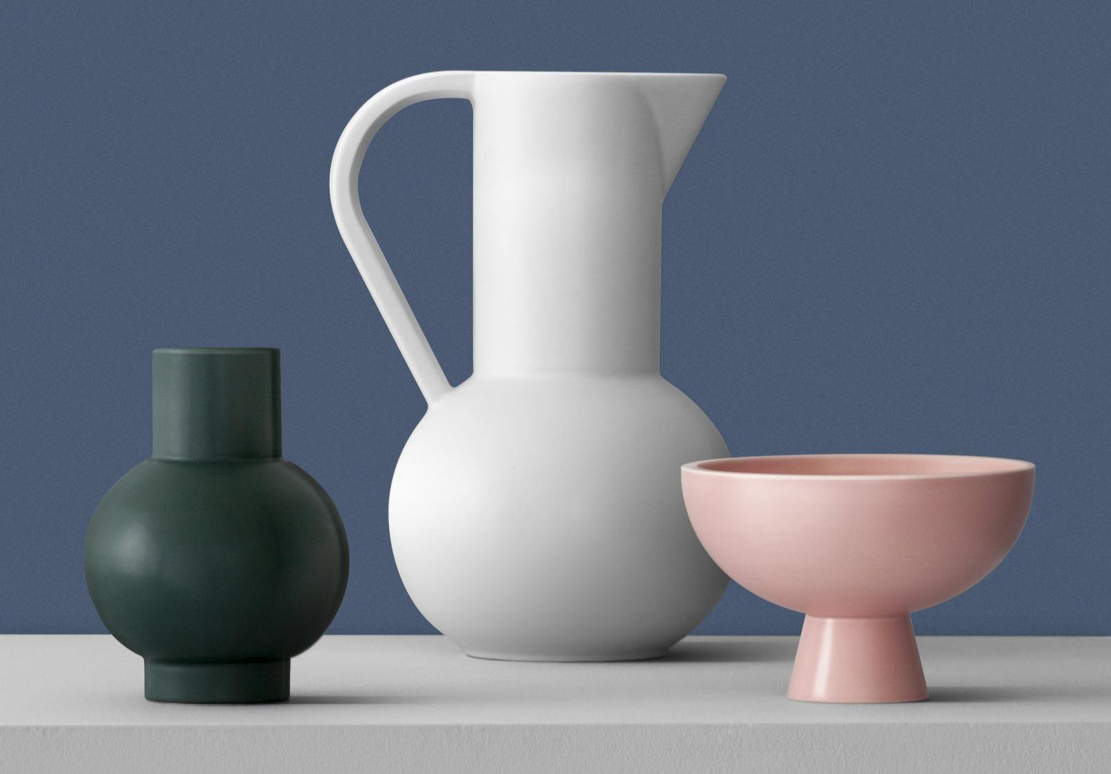 Raawii Ceramics from Denmark