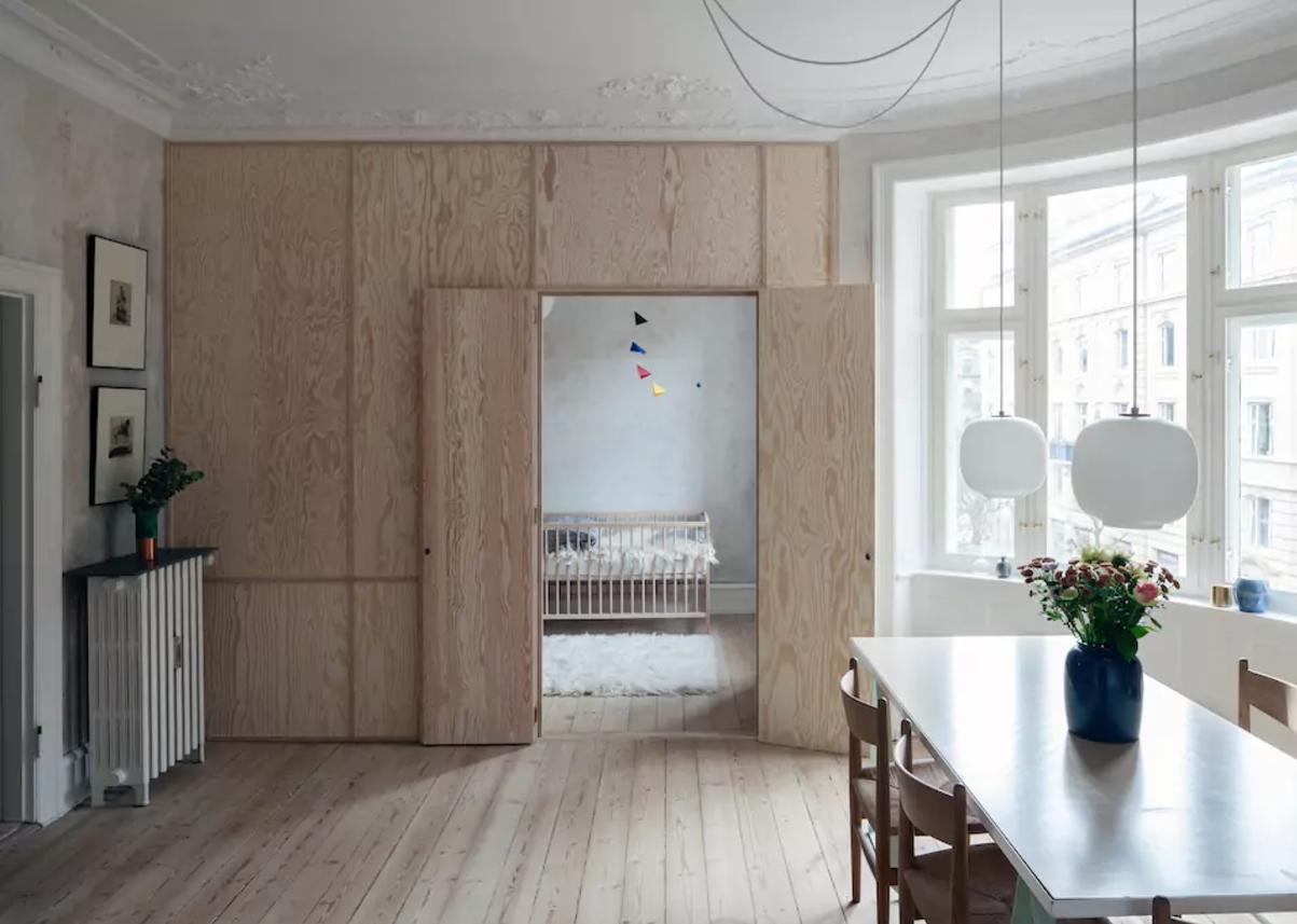 Copenhagen Architect Airbnb