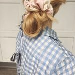 The Scrunchie is back: Comfort Objects