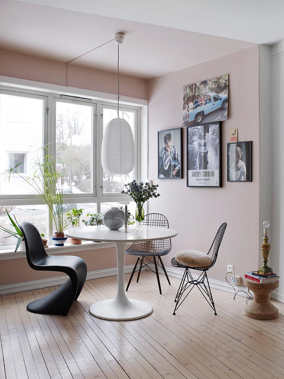 Interior Stylist Birgit Fauske\'s Bohemian Home