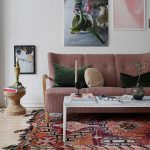 The Bohemian Home of Interior Stylist Birgit Fauske