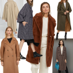 My favourite Coat Trends for Autumn 2018