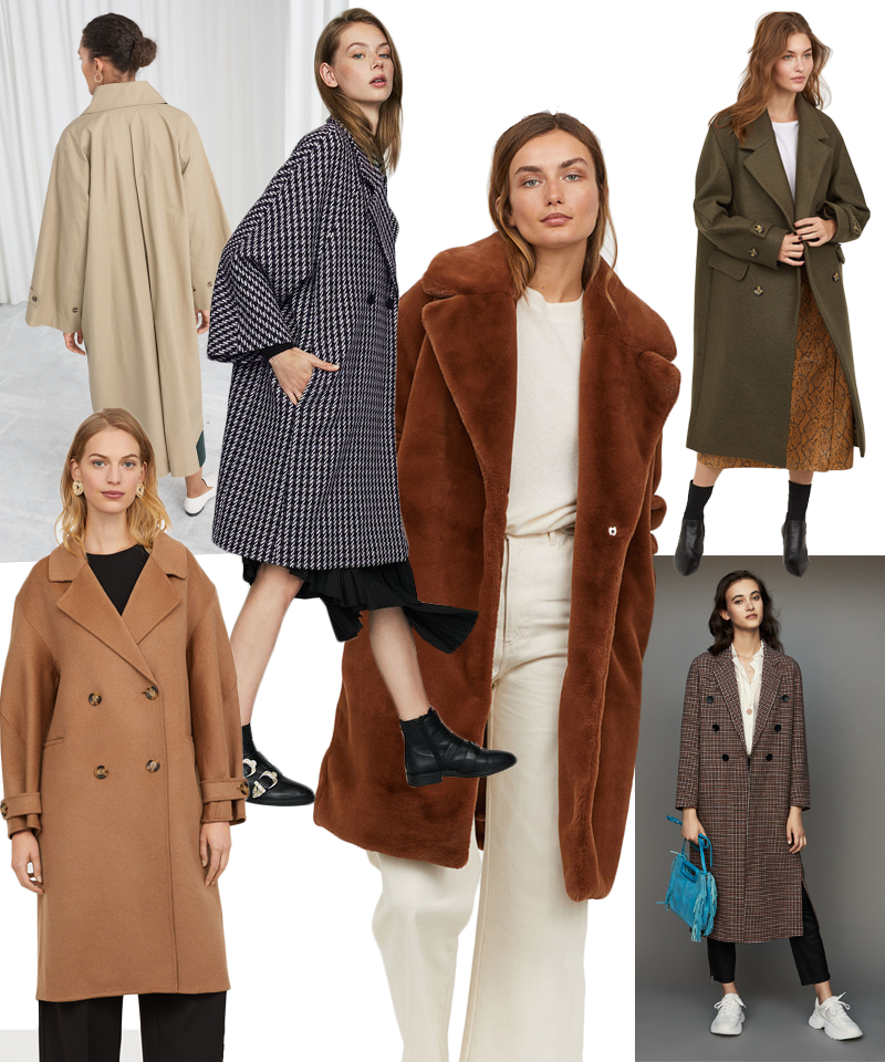 Autumn Coat Trends 2018
