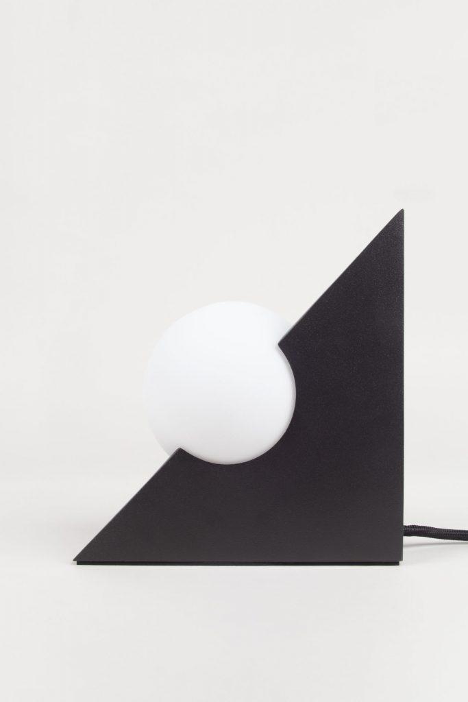 Geometric Table Lamps
