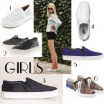 TRENDWATCH: THE SLIP-ON