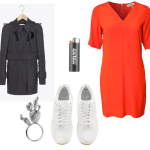 WISHLIST WITH RED DRESS