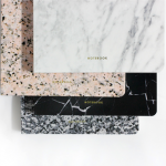 STONE NOTEBOOKS FROM DEAR MAISON