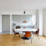 APPARTEMENT HUBERT BY SEPTEMBRE ARCHITECTURE
