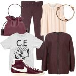 TRENDWATCH: BURGUNDY