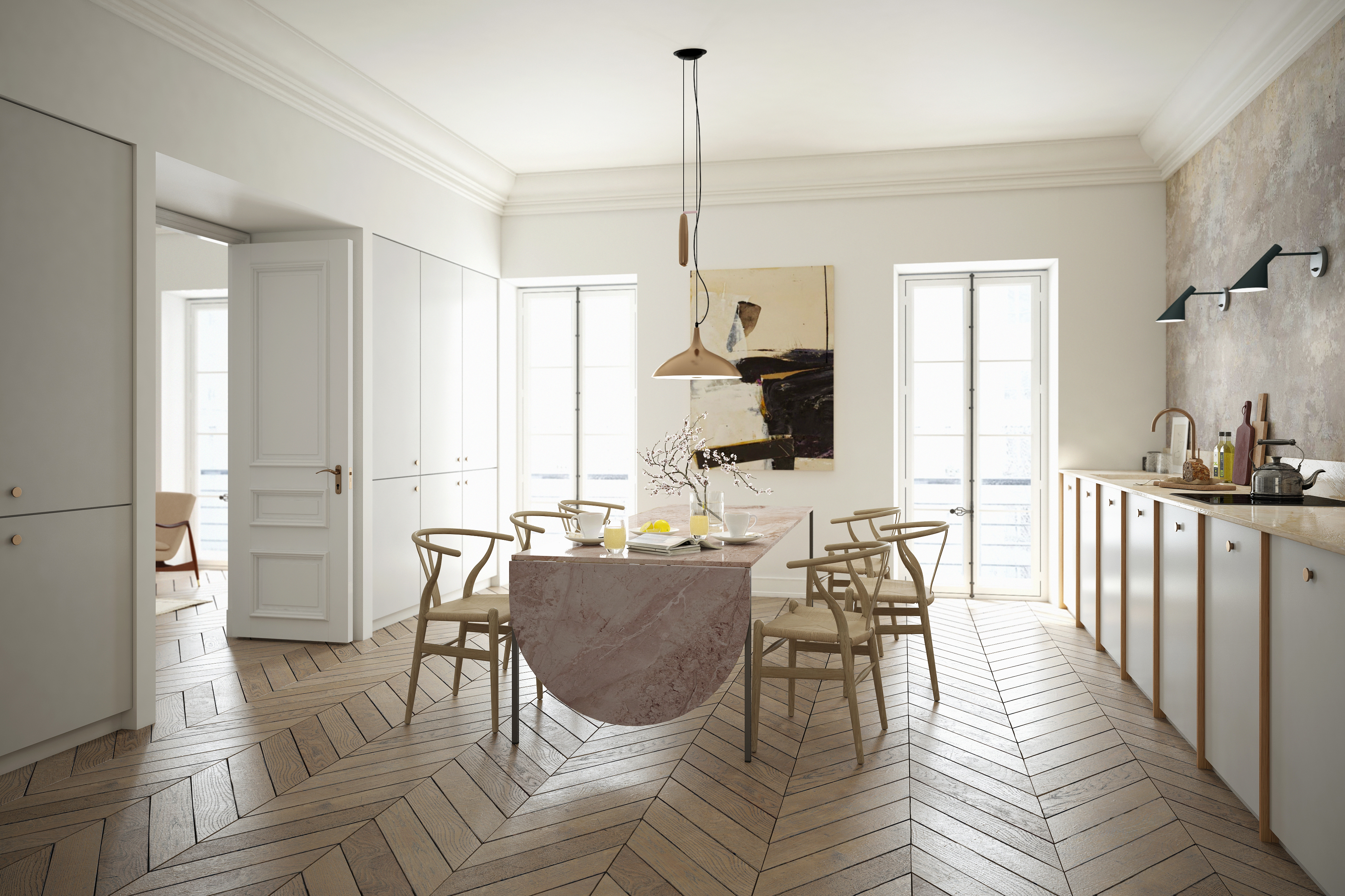 a-s-helsingo-ingaro-kitchen-with-parasol-brass-handles