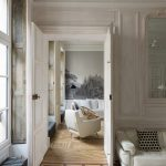 A Parisian apartment by Studio Razavi