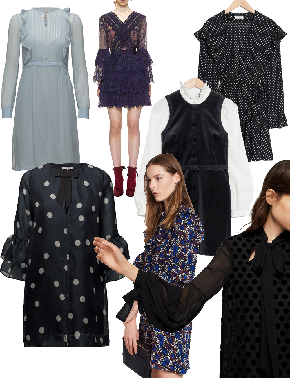 fb1bed60 My 7 Favourite Party Dresses for the Holiday Season – Inattendu