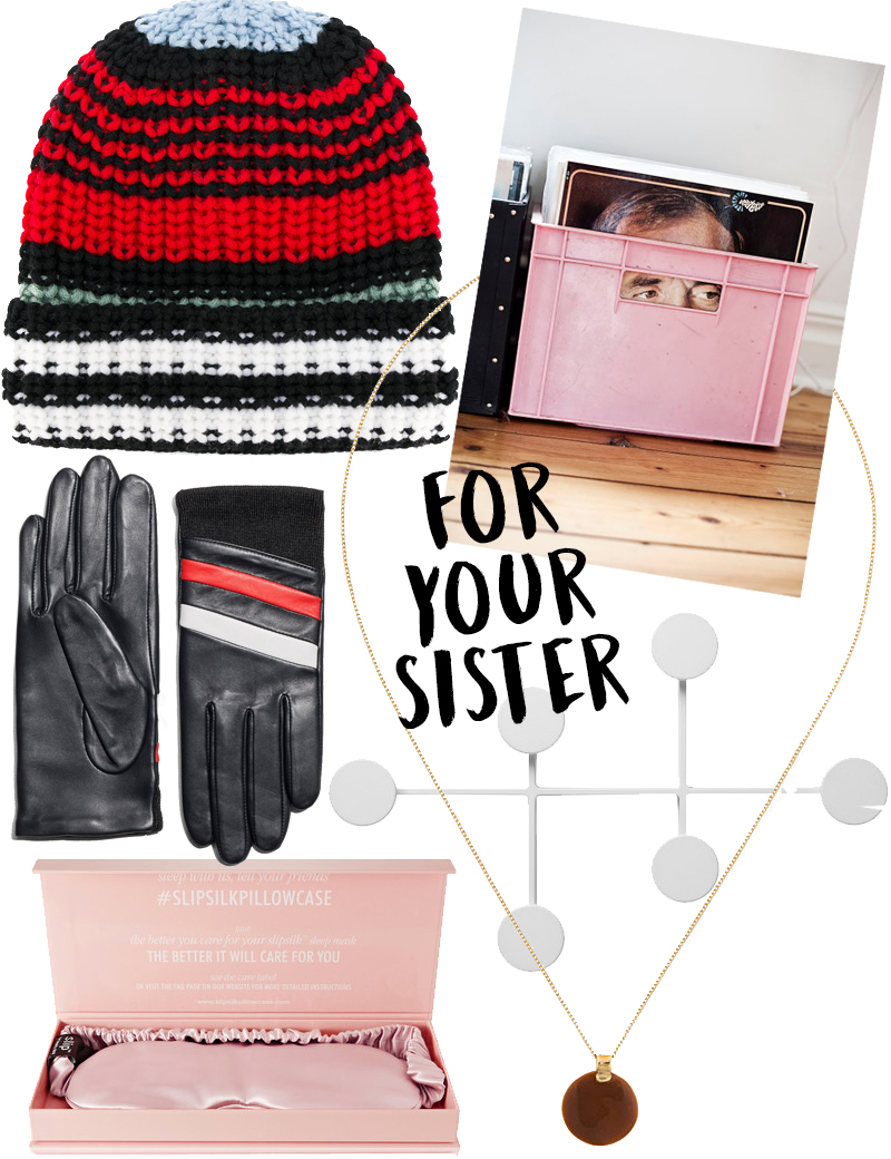 Christmas Gift Guides: For your sister – Inattendu