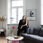 A blog and an apartment to love – both belong to Caroline Sandström