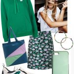 Currently Coveting Green & Lilac