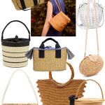 My favourite Straw and Wicker Bags