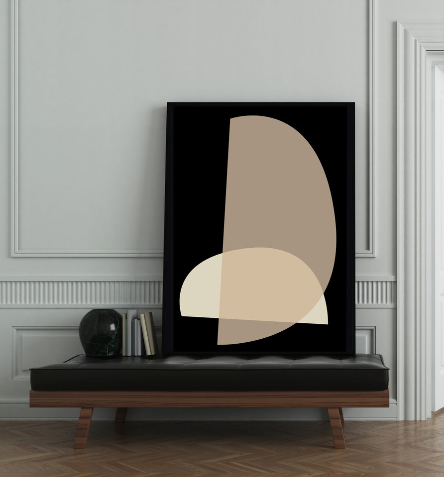 Interior Design Studio Amsterdam limited edition art prints and interior objetcs by somée