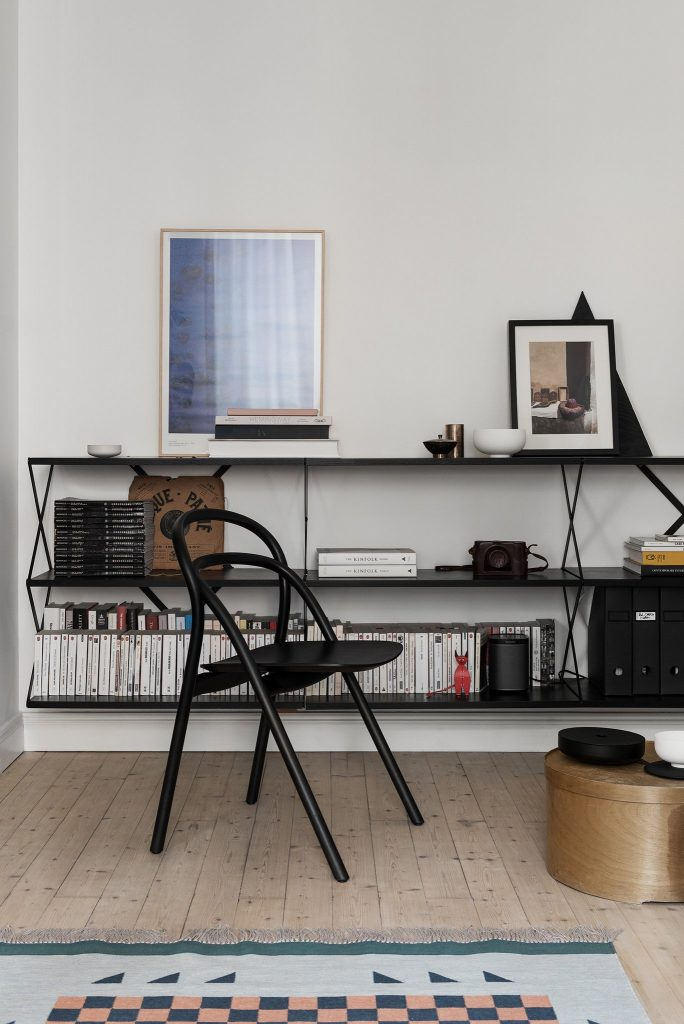 Designer Paul Vaugoyeau's Apartment