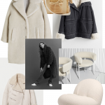 Trendwatch: Shearling comes to your wardrobe and living room