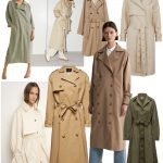 My top 8 Trench Coats for Spring