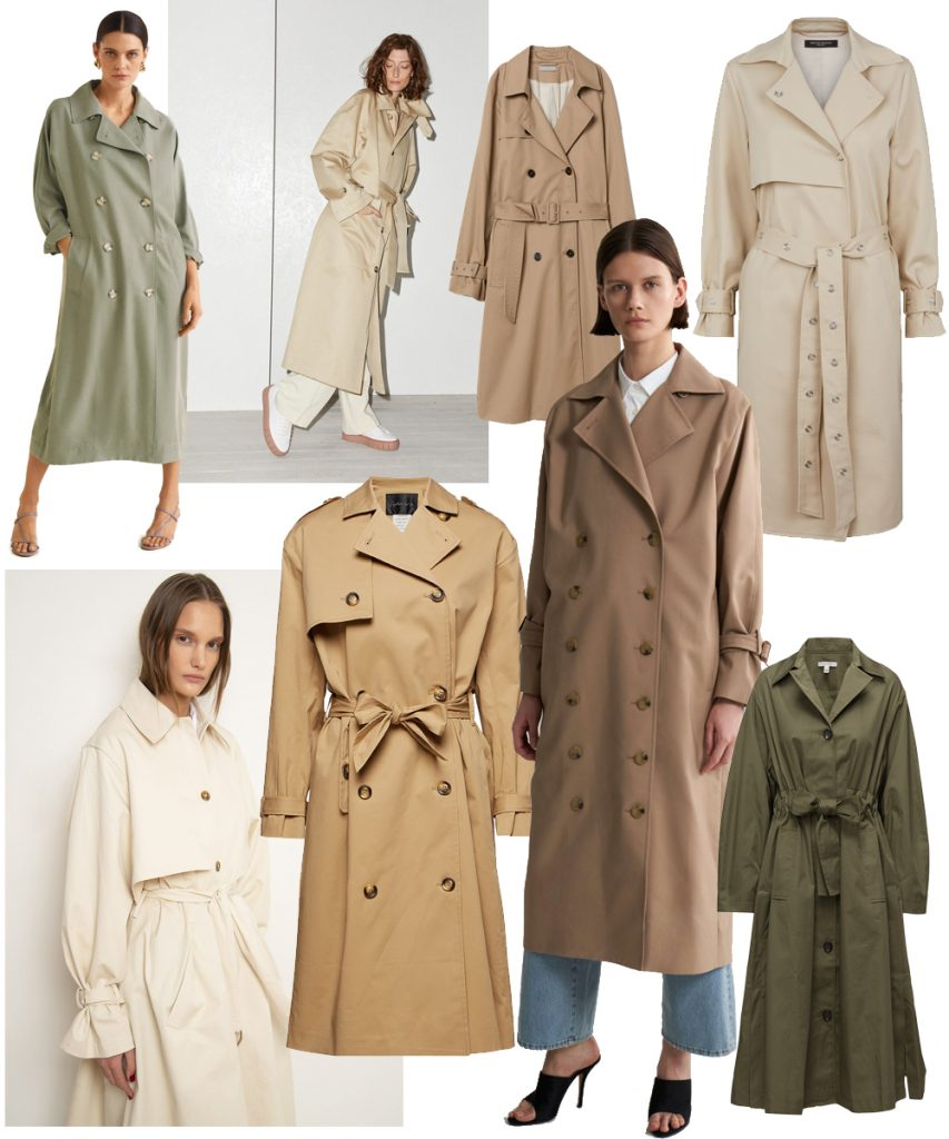 Top Spring Trench Coats