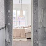 A Swedish Apartment starring a Terrazzo Bathroom