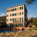 Travel: Villa Rosmarino, Camogli, Italy