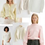 Light Coloured Knits for Fall