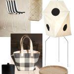 Interior Wishlist: Black & White and Neutrals