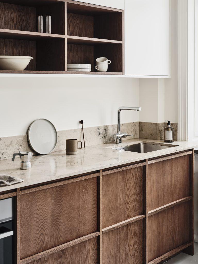 The Oak Kitchens By Nordiska Kok Inattendu