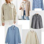 Trendwatch: Oversized Wool Shirts