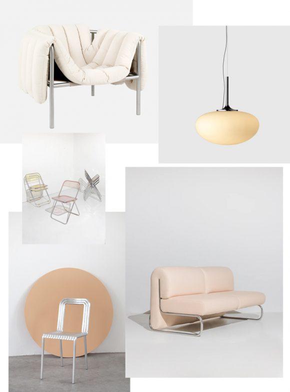 Trendwatch: Chrome Steel Furniture