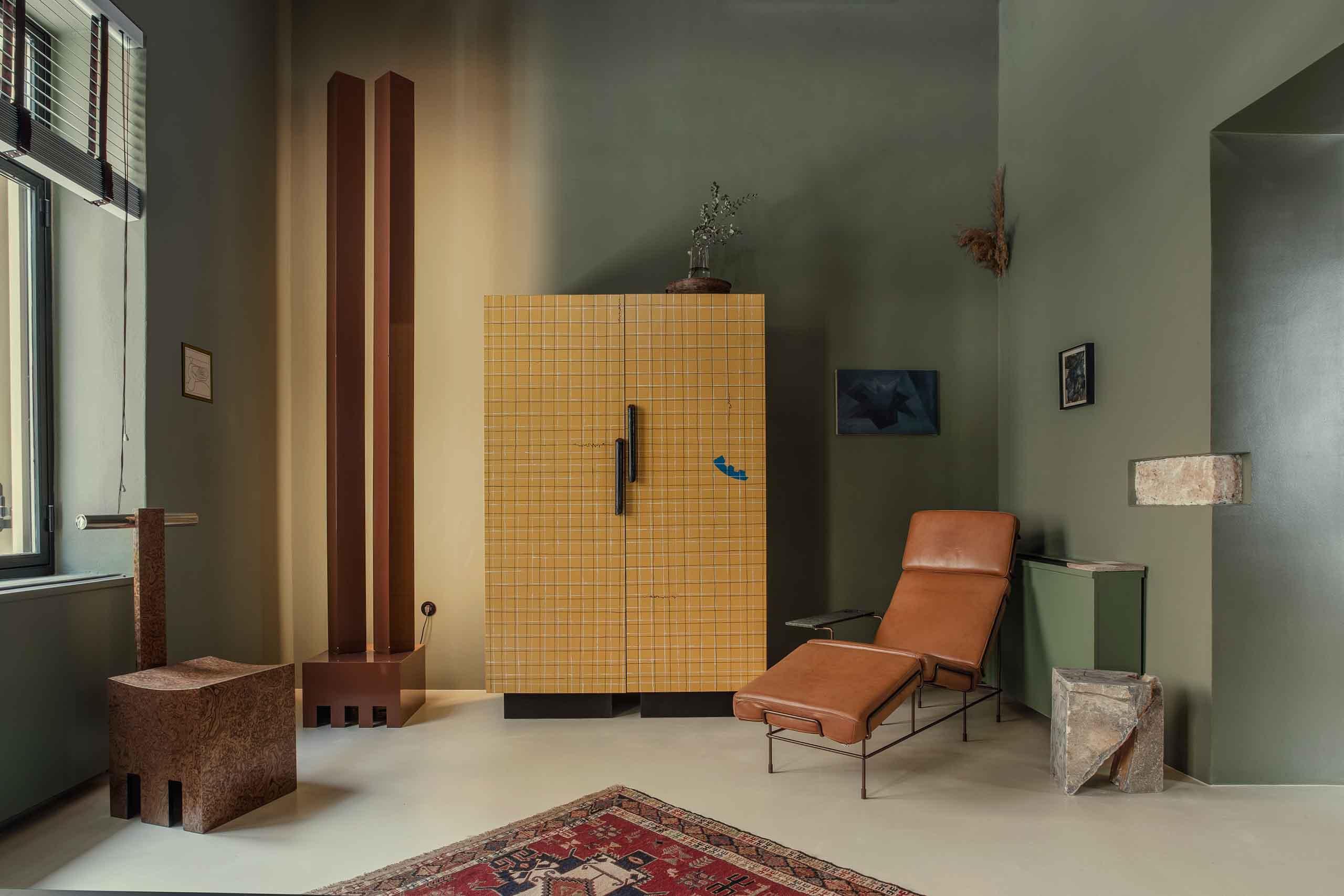 Esperinos Hybrid Design Holiday Home