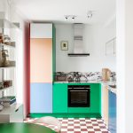 It's a Match – Reform's Colourful Match Kitchen in an Apartment in Berlin Kreuzberg
