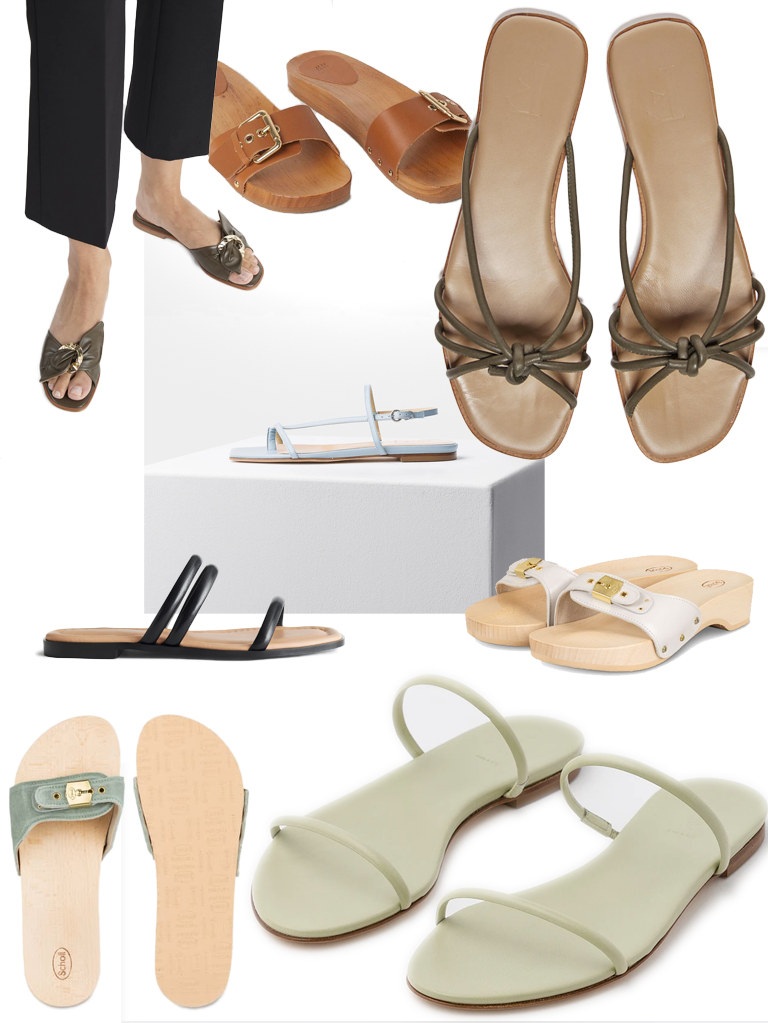 8 casual sandals for summer